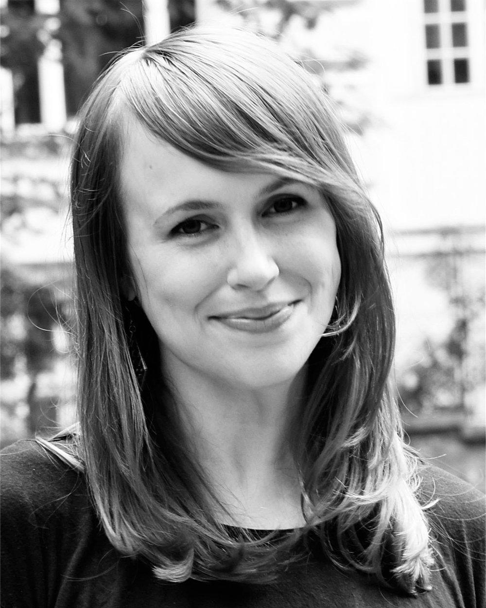 Die Autorin Bettina Rosenberger
